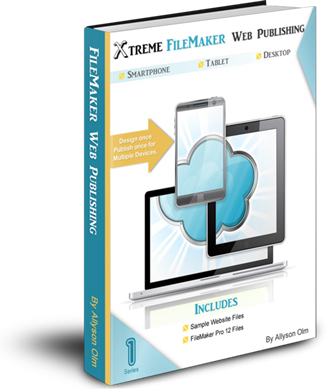 FileMaker Mobile Web Publishing